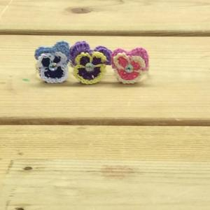 GOPA pansy rings