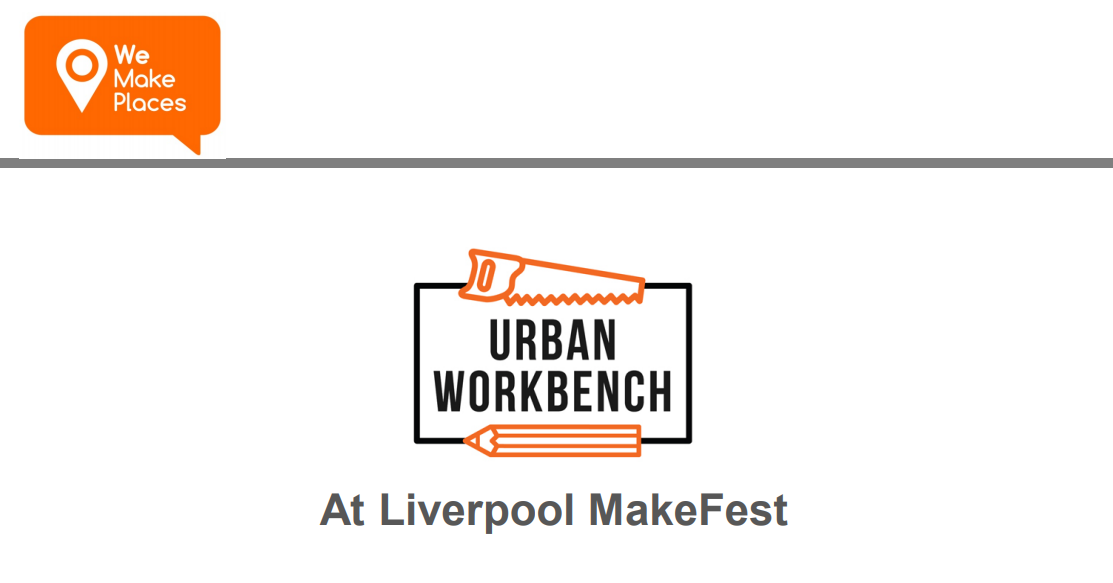 Urban workbench liverpoolmakefest urban workbench is a we make places project which invites local people to develop skills in basic joinery diy furniture making upcycling and construction stopboris Choice Image